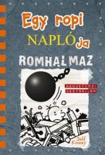 EGY ROPI NAPLÓJA 14. - ROMHALMAZ - Ekönyv - KINNEY, JEFF