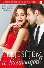 Teljesítem a kívánságod! - 3 történet 1 kötetben - Ekönyv - Barbara Hannay; Susan Stephens; Helen Brooks