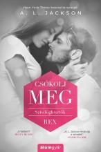 Csókolj meg - Szívdöglesztők - REX - Ekönyv - A.L. Jackson