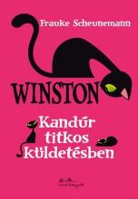WINSTON - KANDÚR TITKOS KÜLDETÉSBEN - Ekönyv - SCHEUNEMANN, FRAUKE