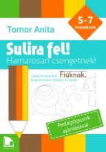 SULIRA FEL! - FIÚKNAK - Ebook - TOMOR ANITA