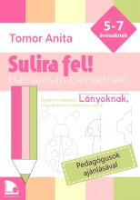 SULIRA FEL! - LÁNYOKNAK - Ekönyv - TOMOR ANITA