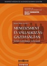 MENEDZSMENT ÉS VÁLLALKOZÁS-GAZDASÁGTAN - Ekönyv - TYPOTEX KFT. ELEKTRONIKUS KIADÓ
