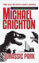 JURASSIC PARK - Ekönyv - CHRICHTON, MICHAEL