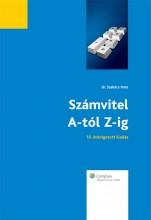 Számvitel A-tól Z-ig (2012) - 10. bővített, átdolgozott kiadás - Ekönyv - dr. Szakács Imre