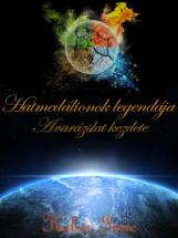 Hatmedálionok legendája - Ekönyv - Huber Imre
