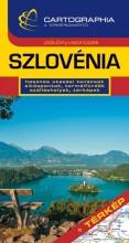 SZLOVÉNIA ÚTIKÖNYV TÉRKÉPPEL - Ekönyv - CARTOGRAPHIA KFT.