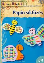 PAPÍRCSÍKFŰZÉS - SZÍNES ÖTLETEK 89. - Ekönyv - KÜSSNER-NEUBERT, ANDREA