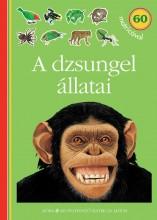 A DZSUNGEL ÁLLATAI - 60 MATRICÁVAL - Ekönyv - MÓRA KÖNYVKIADÓ