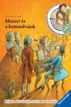 MOZART ÉS A KOTTATOLVAJOK - IDŐDETEKTÍVEK 17. - Ekönyv - LENK, FABIAN