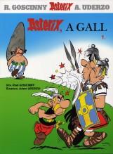 ASTERIX, A GALL - ÚJ BORÍTÓ! - Ekönyv - GOSCINNY, RENÉ