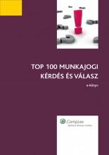 TOP 100 munkajogi kérdés és válasz e-könyv - Ekönyv - dr. Domány Katalin