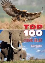 TOP 100 CSODÁS ÁLLAT - Ekönyv - PARKER, STEVE-JOHNSON, JINNY