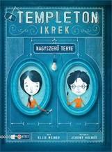 A TEMPLETON IKREK NAGYSZERŰ TERVE - Ekönyv - WEINER, ELLIS-HOLMES, JEREMY
