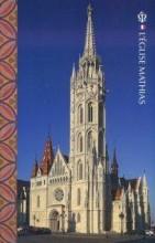 L'ÉGLISE MATHIAS (FRANCIA) - Ekönyv - MÁTYÁS-TEMPLOM GONDNOKSÁGA