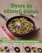 GYORS ÉS KÖNNYŰ ÉTELEK - SPIRÁLOS! - Ekönyv - ART NOUVEAU KIADÓ