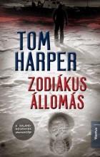 ZODIÁKUS ÁLLOMÁS - Ekönyv - HARPER, TOM
