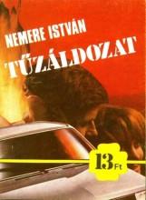 Tűzáldozat - Ekönyv - Nemere István
