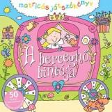 A HERCEGNŐ HINTÓJA - MATRICÁS JÁTSZÓKÖNYV - Ekönyv - VENTUS LIBRO KIADÓ