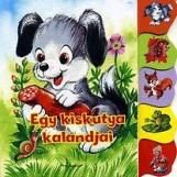 EGY KISKUTYA KALANDJAI - Ekönyv - RADVÁNY ZSUZSA
