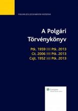 A Polgári Törvénykönyv - jogszabálytükör - Ekönyv - dr. Gárdos Péter
