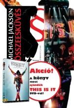 A MICHAEL JACKSON ÖSSZEESKÜVÉS AJÁNDÉK DVD-VEL! - Ekönyv - JONES, APHRODITE