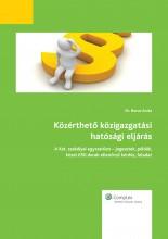 Közérthető közigazgatási hatósági eljárás 2013 - Ekönyv - Dr. Boros Anita