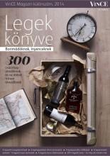LEGEK KÖNYVE - VINCE MAGAZIN KÜLÖNSZÁM 2014 - Ekönyv - VINCE MAGAZIN
