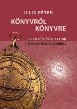 KÖNYVRŐL KÖNYVRE - Ekönyv - ILLIK PÉTER