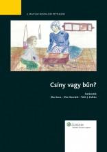 Csíny vagy bűn? - Ekönyv - Kiss Anna – Kiss Henriett – Tóth J. Zoltán