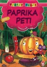 PEPI, A PAPRIKA - PÖTTÖM MESÉK - Ekönyv - XACT ELEKTRA KFT.