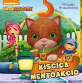 KISCICA MENTŐAKCIÓ - TÖBB MINT 30 MATRICÁVAL! (UMIZOOMI) - Ekönyv - TÓTHÁGAS KIADÓ