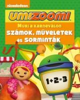 MURI A KARNEVÁLON - SZÁMOK, MŰVELETEK ÉS SORMINTÁK - Ekönyv - TÓTHÁGAS KIADÓ