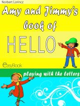 Amy and Jimmy's book of HELLO - Ekönyv - Norbert Lorincz