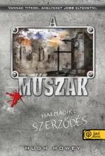 A MŰSZAK - HARMADIK: SZERZŐDÉS - FŰZÖTT - Ebook - HOWEY, HUGH