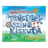 A TENGERKÉK SZÍNŰ KISKUTYA TÖRTÉNETE - Ekönyv - URBÁN GYULA