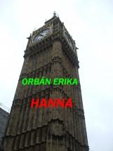 Hanna - Ekönyv - Orbán Erika