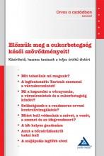 ELŐZZÜK MEG A CUKORBETEGSÉG KÉSŐI SZÖVŐDMÉNYEIT! - Ekönyv - ZAFÍR PRESS KÖNYVKIADÓ