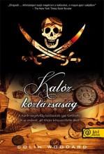 KALÓZKÖZTÁRSASÁG - FŰZÖTT - Ekönyv - WOODARD, COLIN