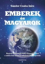 EMBEREK ÉS MAGYAROK - Ekönyv - SÁNDOR CSABA IMRE