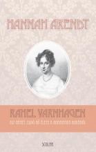 RAHEL VARNHAGEN - EGY NÉMEZ ZSIDÓ NŐ ÉLETE A ROMANTIKA KORÁBÓL - Ekönyv - ARENDT, HANNAH