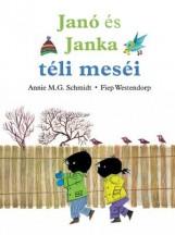 JANÓ ÉS JANKA TÉLI MESÉI - Ekönyv - SCHMIDT, ANNIE M.G. - WESTENDORP, FIEP