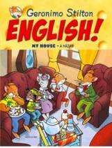 ENGLISH! MY HOUSE - A HÁZAM - Ekönyv - STILTON, GERONIMO