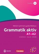 GRAMMATIK AKTIV A1-A2 - NÉMET NYELVTANI GYAKORLÓKÖNYV (CD-MELLÉKLETTEL) - Ekönyv - FRIEDERIKE JIN, UTE VOSS