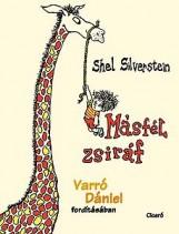 MÁSFÉL ZSIRÁF - Ekönyv - SILVERSTEIN, SHEL