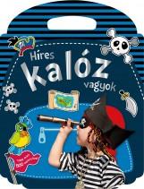 HÍRES KALÓZ VAGYOK - TÖBB MINT 500 MATRICÁVAL - Ekönyv - TÓTHÁGAS KIADÓ