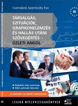 TÁRSALGÁS, SZITUÁCIÓK, GRAFIKONELEMZÉS ÉS HALLÁS UTÁNI SZÖVEGÉRTÉS - Ekönyv - LX-0036