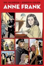 ANNE FRANK - A HIVATALOS ÉLETRAJZ KÉPREGÉNYÁTIRATA - Ekönyv - JACOBSON, SID-COLÓN, ERNIE