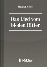 Das Lied vom blöden Ritter - Ebook - Heinrich Heine