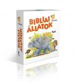 BIBLIAI ÁLLATOK - DOBOZOS KÖNYVEK (6DB LAPOZÓ) - Ekönyv - HARMAT KIADÓI ALAPÍTVÁNY